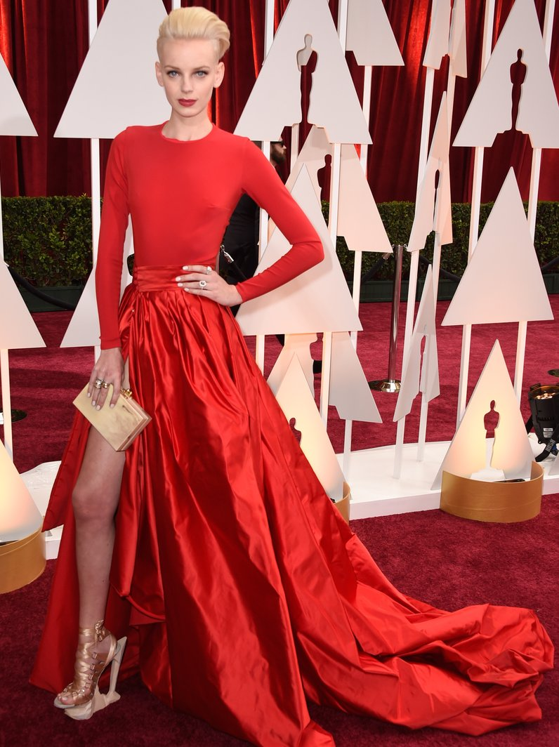 Dorith Mous at the Oscars 2015