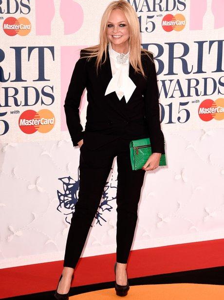 Emma Bunton at The Brit Awards 2015 4