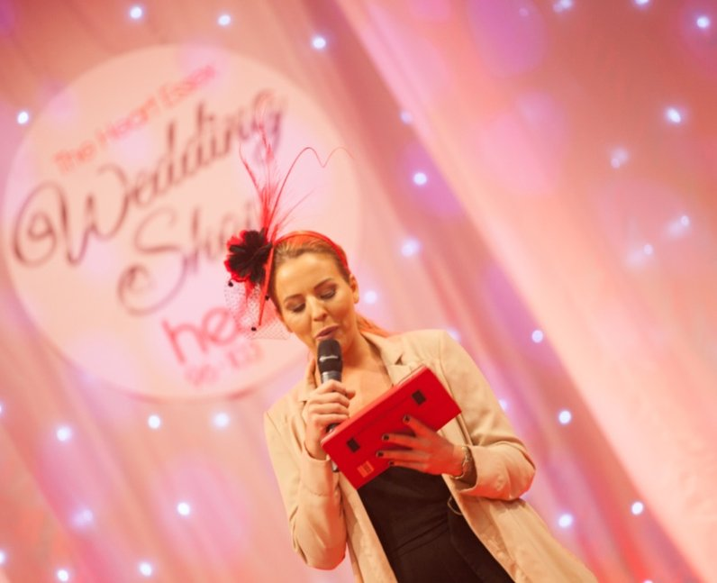 Heart Essex Wedding Show 2015