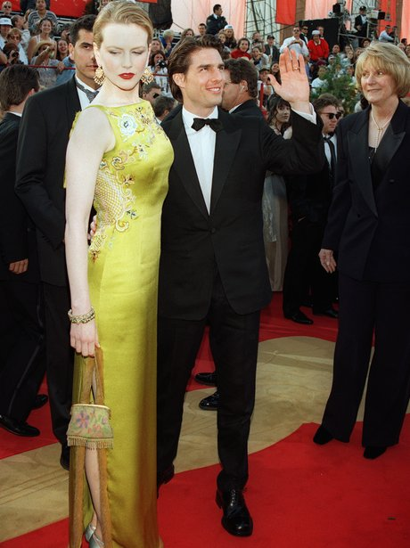 Nicole Kidman at the 1997 Oscars