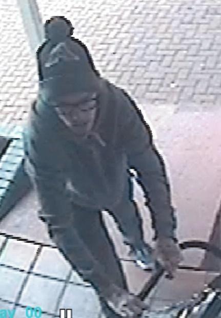 CCTV of Missing Kieran Carroll