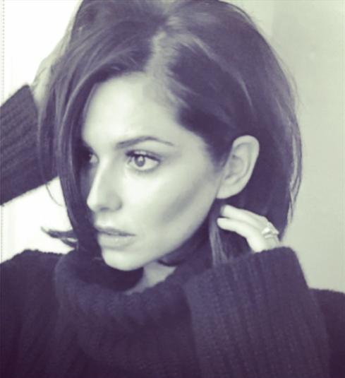 Cheryl Fernandez-Versini short hair