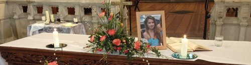 Prayers said for Becky Watts in Bristol
