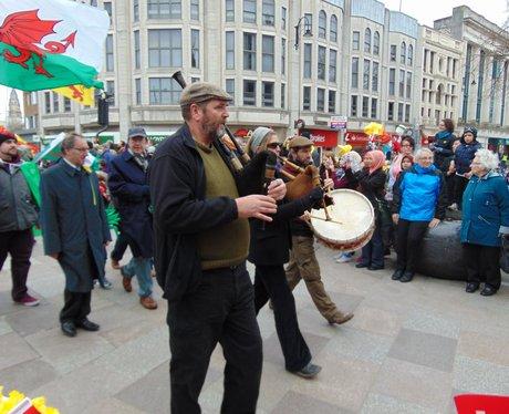 St Davids Day Parade 2