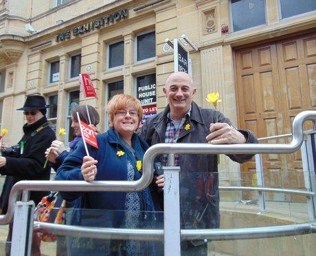 St Davids Day Parade 1
