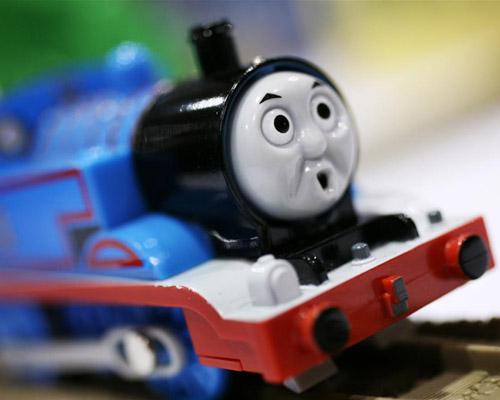 Thomas The Tank Engine - article