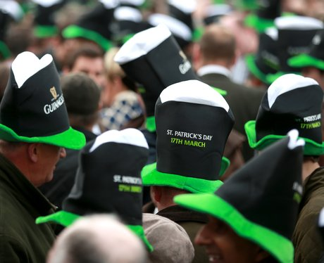 Cheltenham Festival 2015 - St Patrick's Thursday