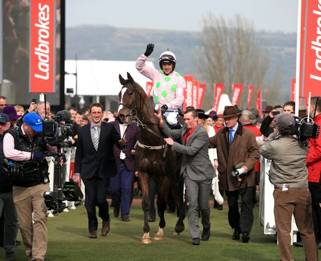 Cheltenham Festival Thursday