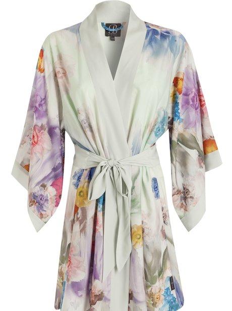 Debenhams B By Ted Baker Pale Green Floral Kimono, £39.50 - 15 ...