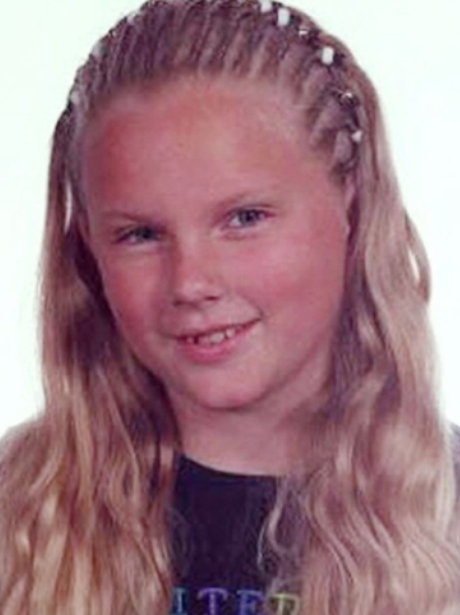 Taylor Swift throwback picture