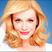 Image 7: Christina Hendricks with blonde dyed hair