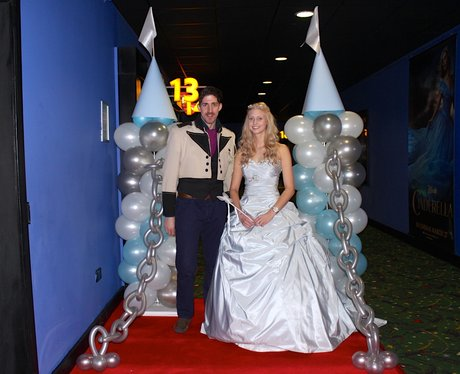 Cinderella Preview Screening
