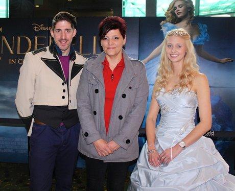 Cinderella Preview Screening