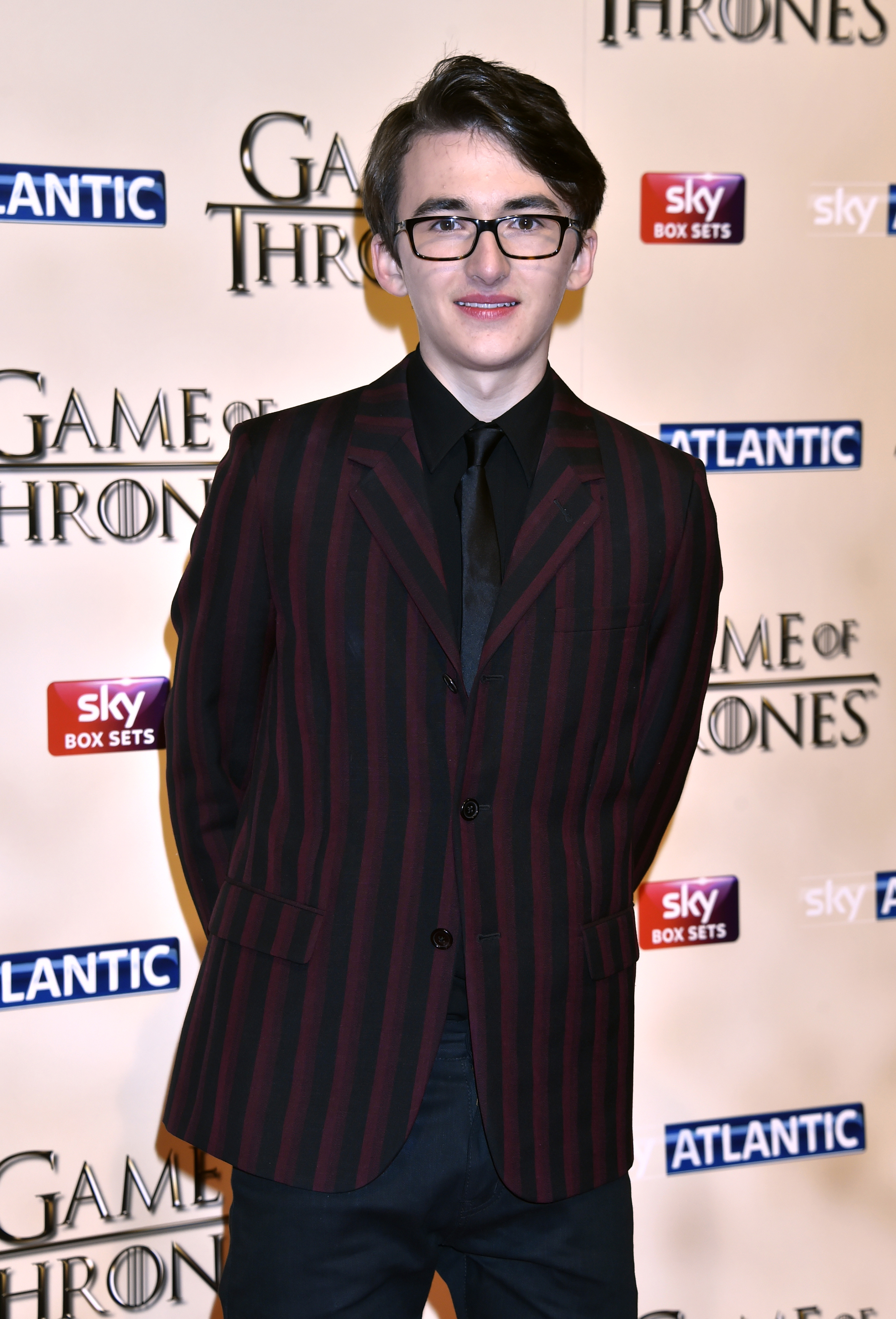 Game Of Thrones Isaac Hempstead-Wright