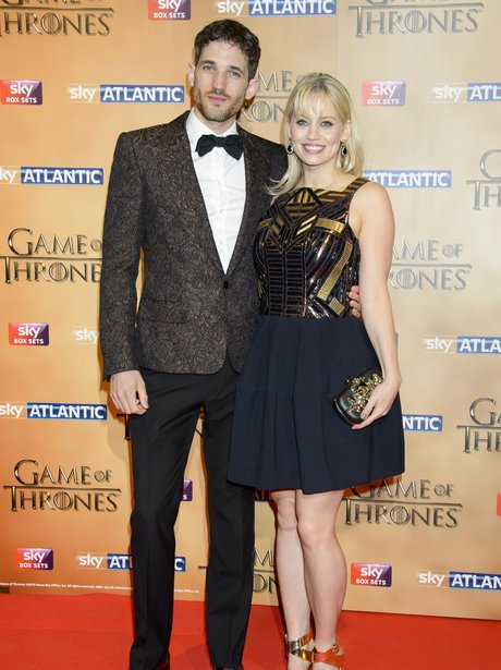 Game Of Thrones Kimberly Wyatt and Max Rogers