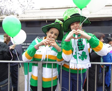 Happy St. Paddy's Day Brum!
