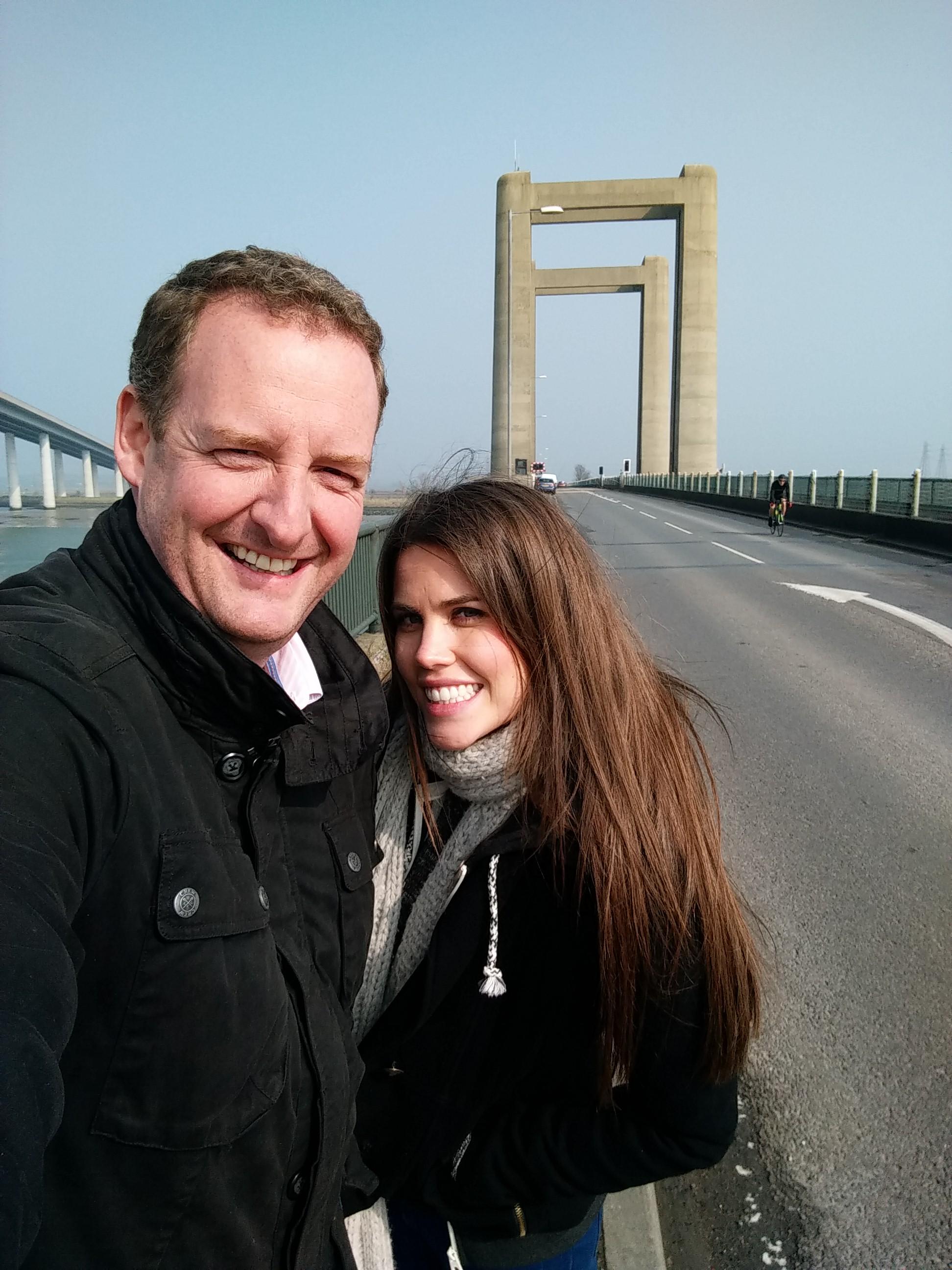 James &  Becky A - Z Selfie K