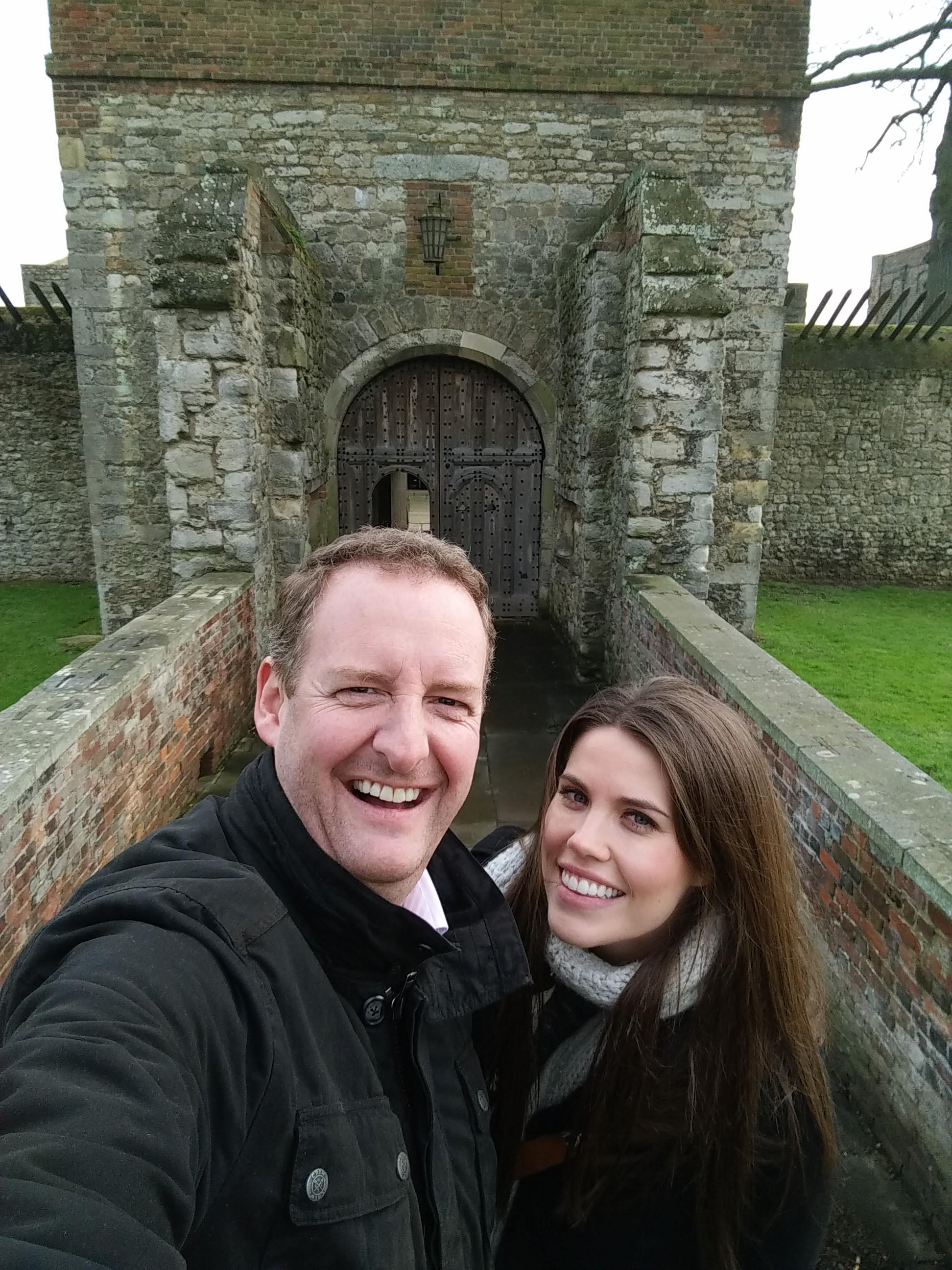 James &  Becky A - Z Selfie U 1