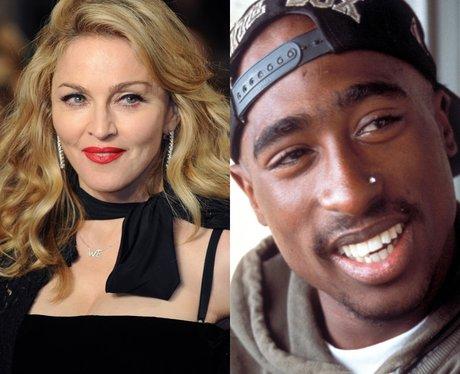 Oddball Couples -Madonna and Tupac