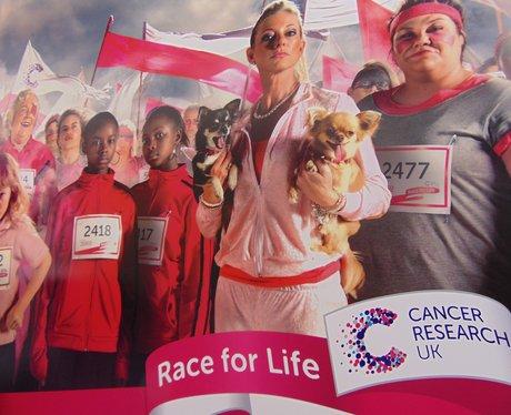 Race for Life Tesco Bridgend
