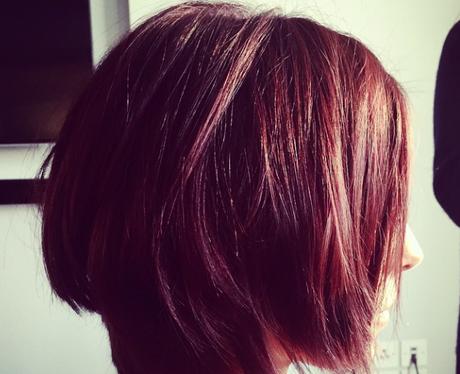 Cheryl Fernandez-Versini new hair