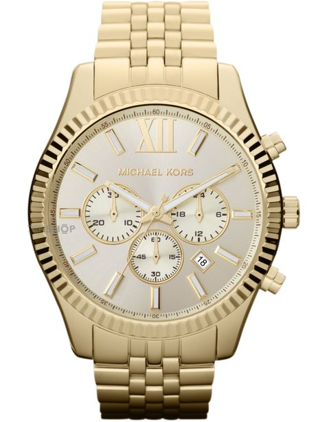 Michael Kors Men's Lexington Chronograph Watch, £2
