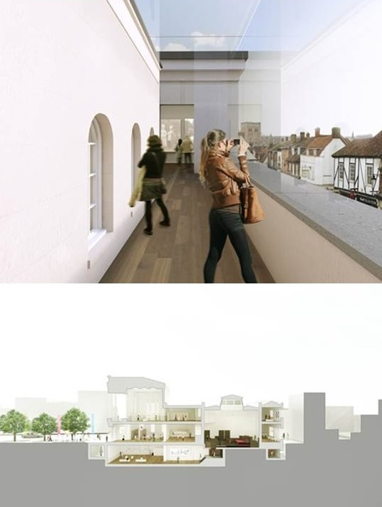 St Albans Museum New Plans Images