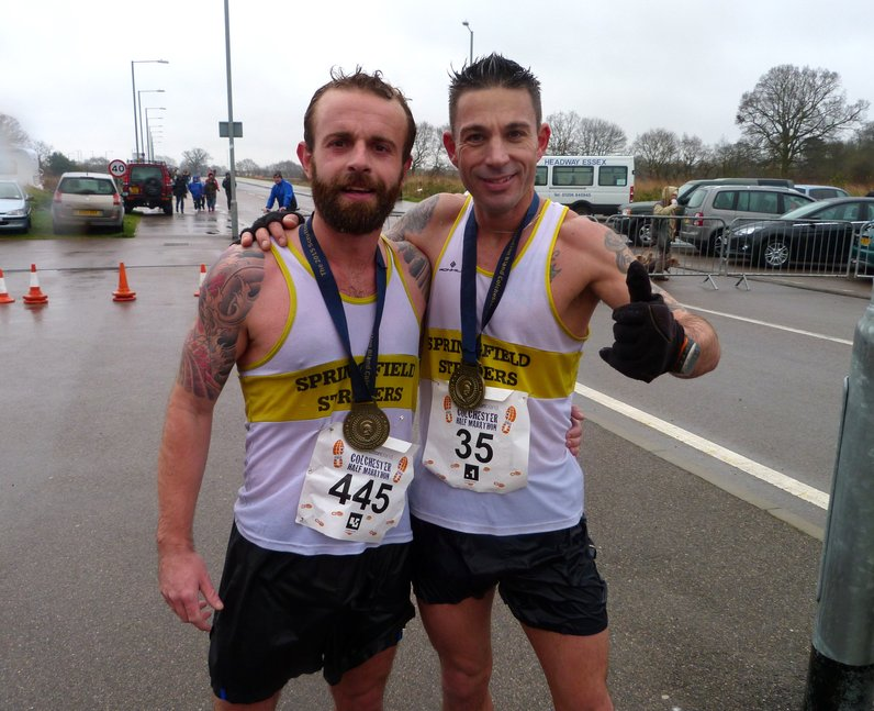 Colchester Half Marathon (29 March 2015)