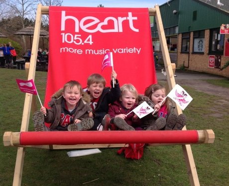 Heart Angels Blackpool Zoo with Race For Life