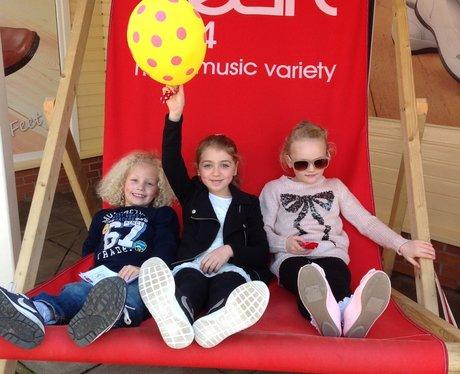 Heart Angel: Fleetwood Easter Egg Hunt (4th April
