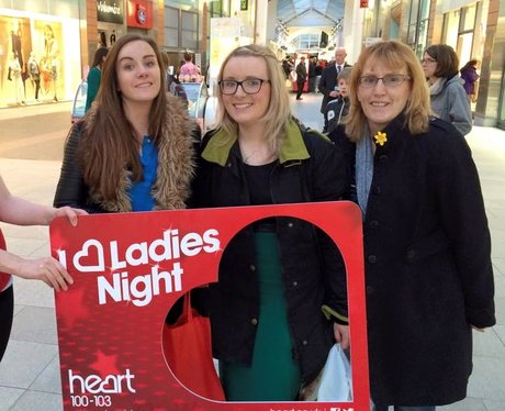 Ladies Night, The Centre, Livingston