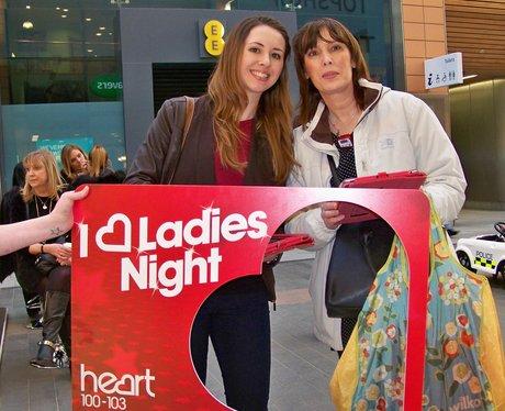 Ladies Night The Centre