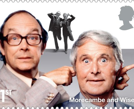 Morecambe and Wise Comedy Greats
