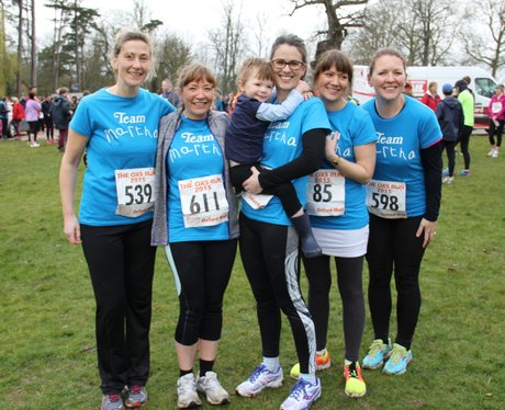 Oxford Mail OX5RUN: The Runners