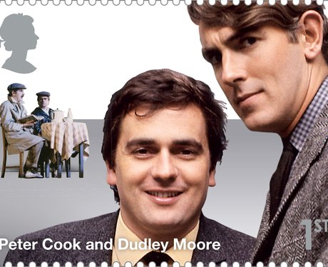 Peter Cook and Dudley Moore Comedy Greats