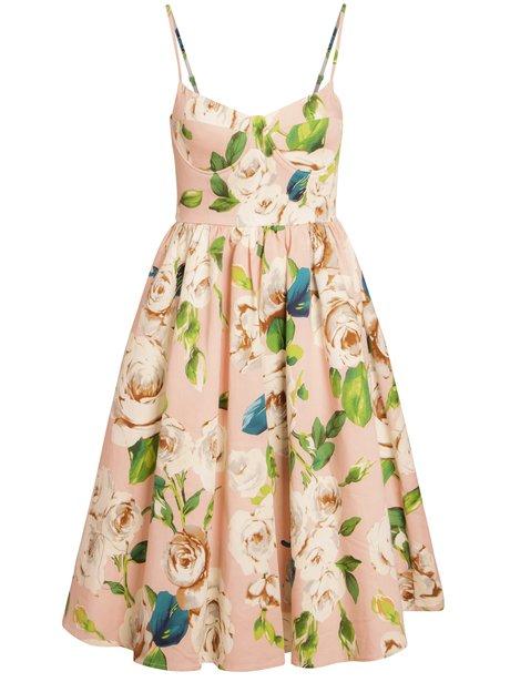 Missguided Floral Midi Skater Dress, £45