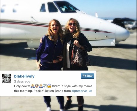 Celebrity Tweet Of The Week: Blake Lively and Moth