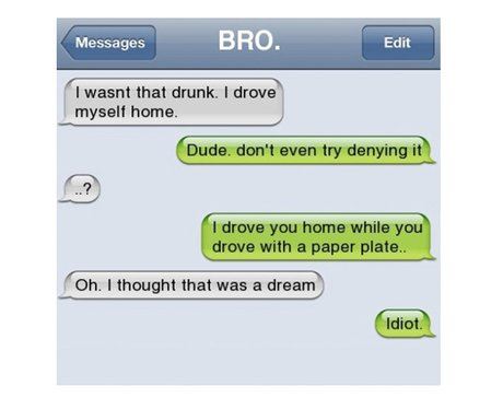 are these the most hilarious drunk texts ever heart