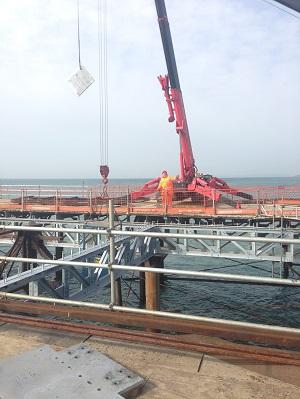 Hastings Pier Renovations
