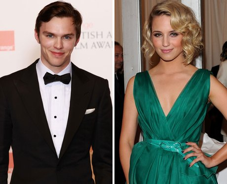 Nicholas Hoult and Dianna Agron