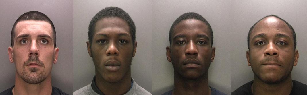 Umbrella Robbers West Midlands