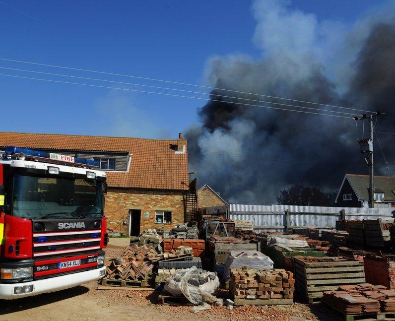Colmworth Fire 5