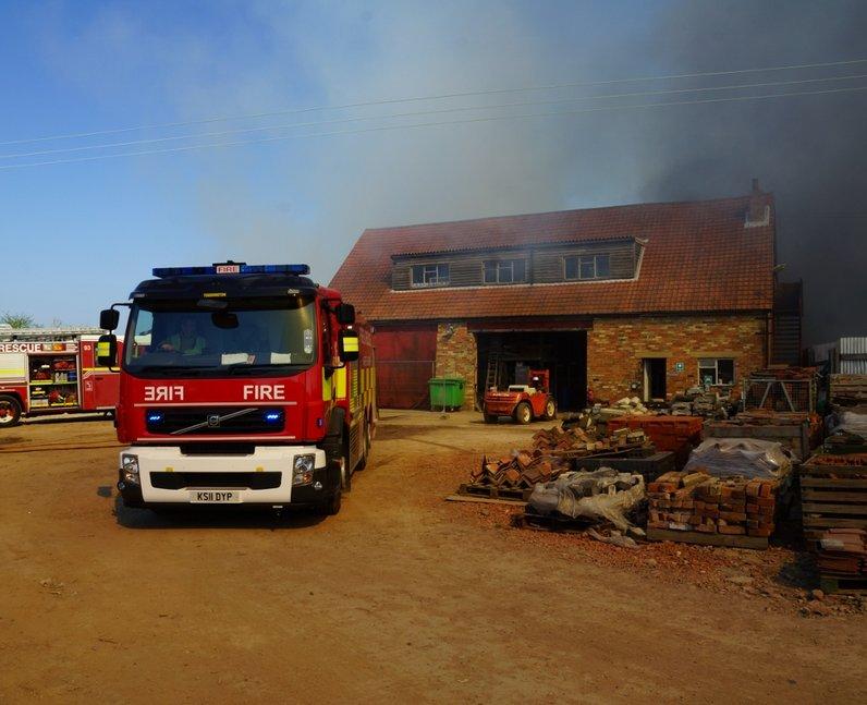 Colmworth Fire 6