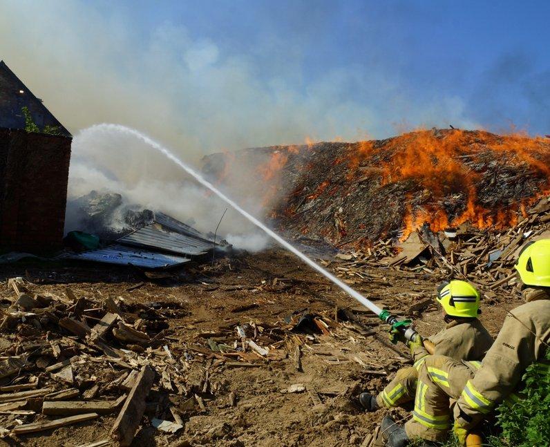 Colmworth Fire 8