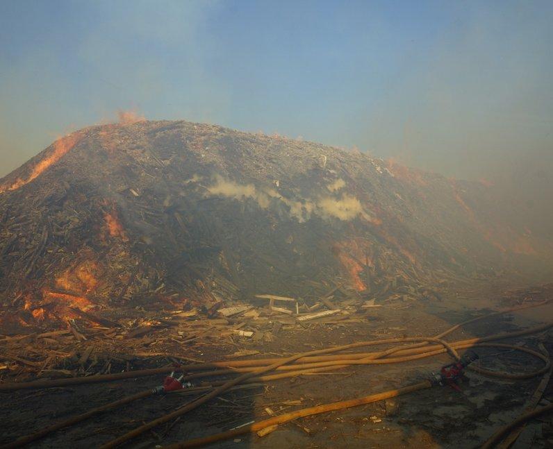 Colmworth Fire 9