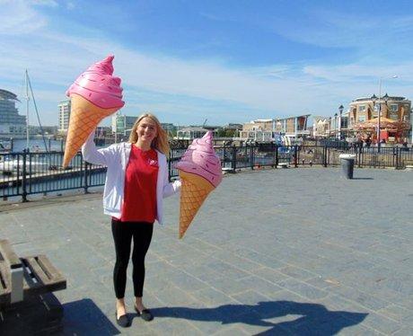 Cardiff's Happy Sundae!