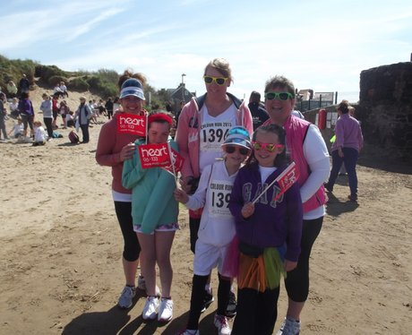 Weston Hospice Colour Run 2015