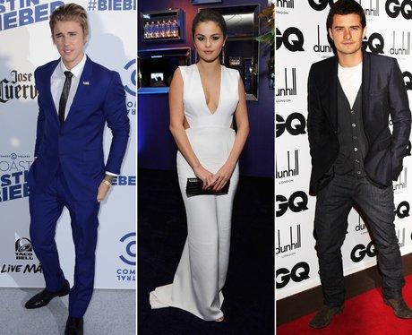 Celebrity Love Triangles