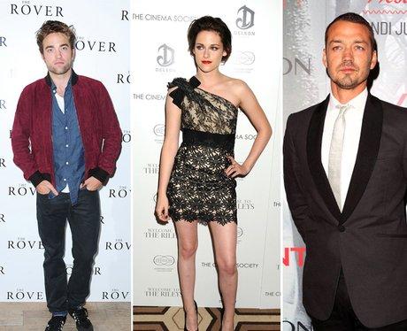 Celebrity love triangles - New York Daily News