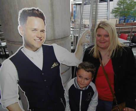 Olly Murs Comes To Birmingham!